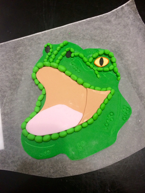 T Rex Cake Sweets By Selina Dallas Custom Cakes